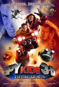 Spy Kids 3-D: Game Over (2003) พยัคฆ์ไฮเทค 3 มิติ
