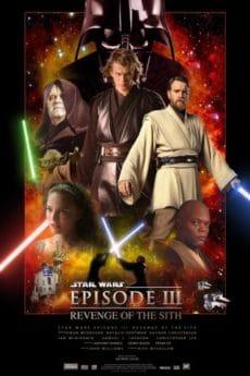 Star Wars Episode 3 Revenge of the Sith (2005) สตาร์ วอร์ส ภาค 3 ซิธชำระแค้น