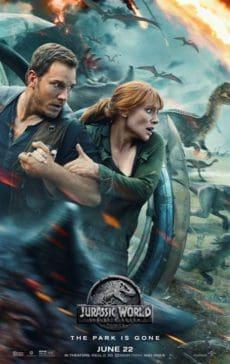 Jurassic World Fallen Kingdom (2018) จูราสสิคเวิลด์ อาณาจักรล่มสลาย