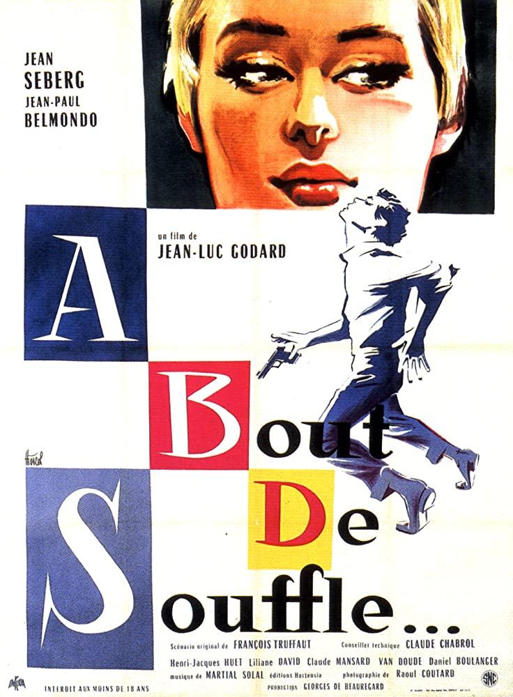 Breathless (1960) ตัดแหลกแล้วแหกกฎ