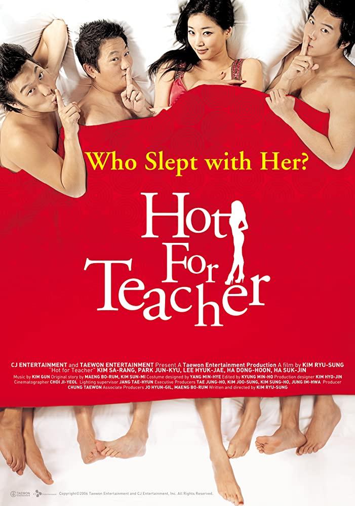 Hot for Teacher (2006) คุณครูฮอตผมอยากกอดครับ