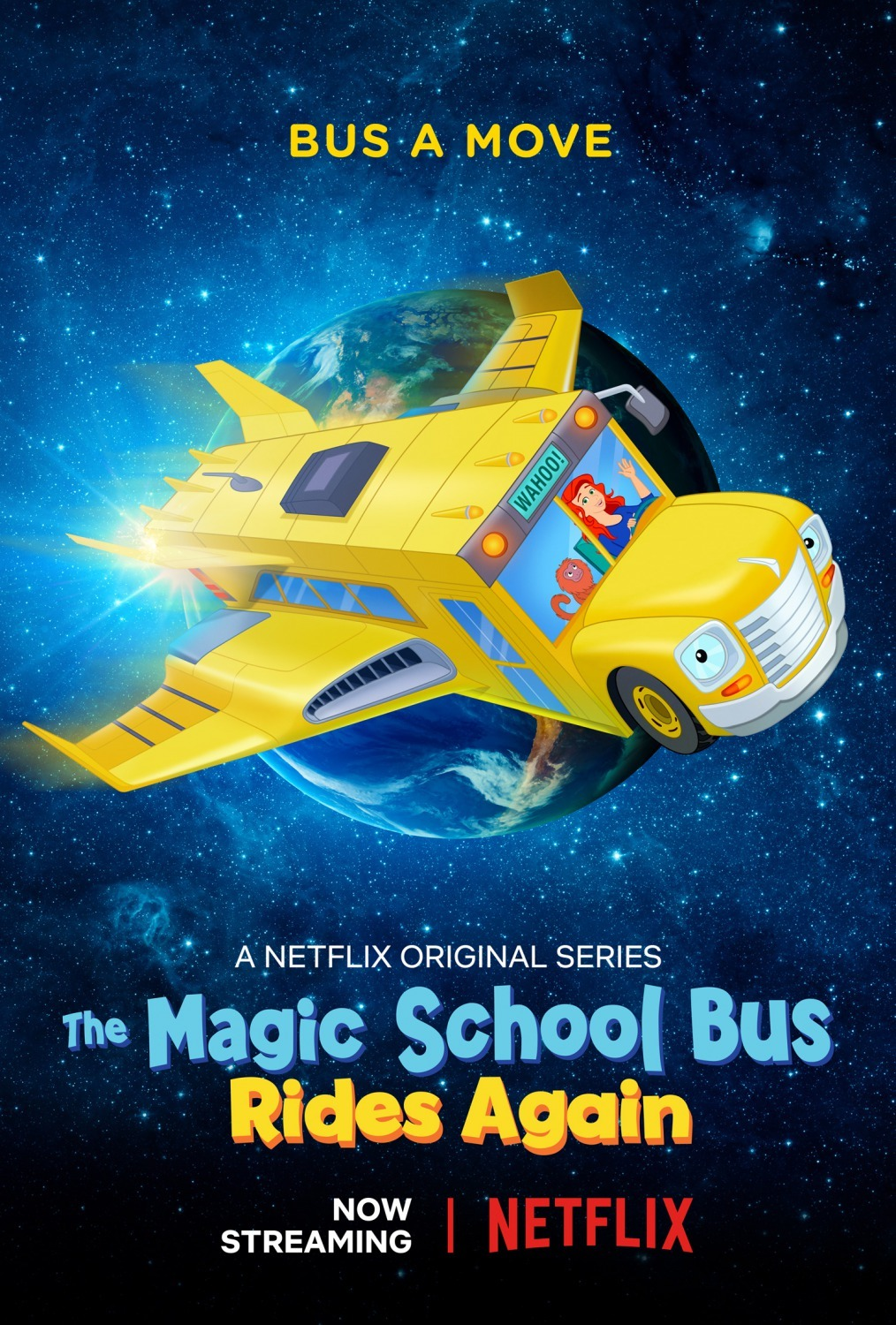The Magic School Bus Rides Again Kids In Space (2020)
