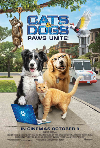 Cats & Dogs 3 Paws Unite (2020)
