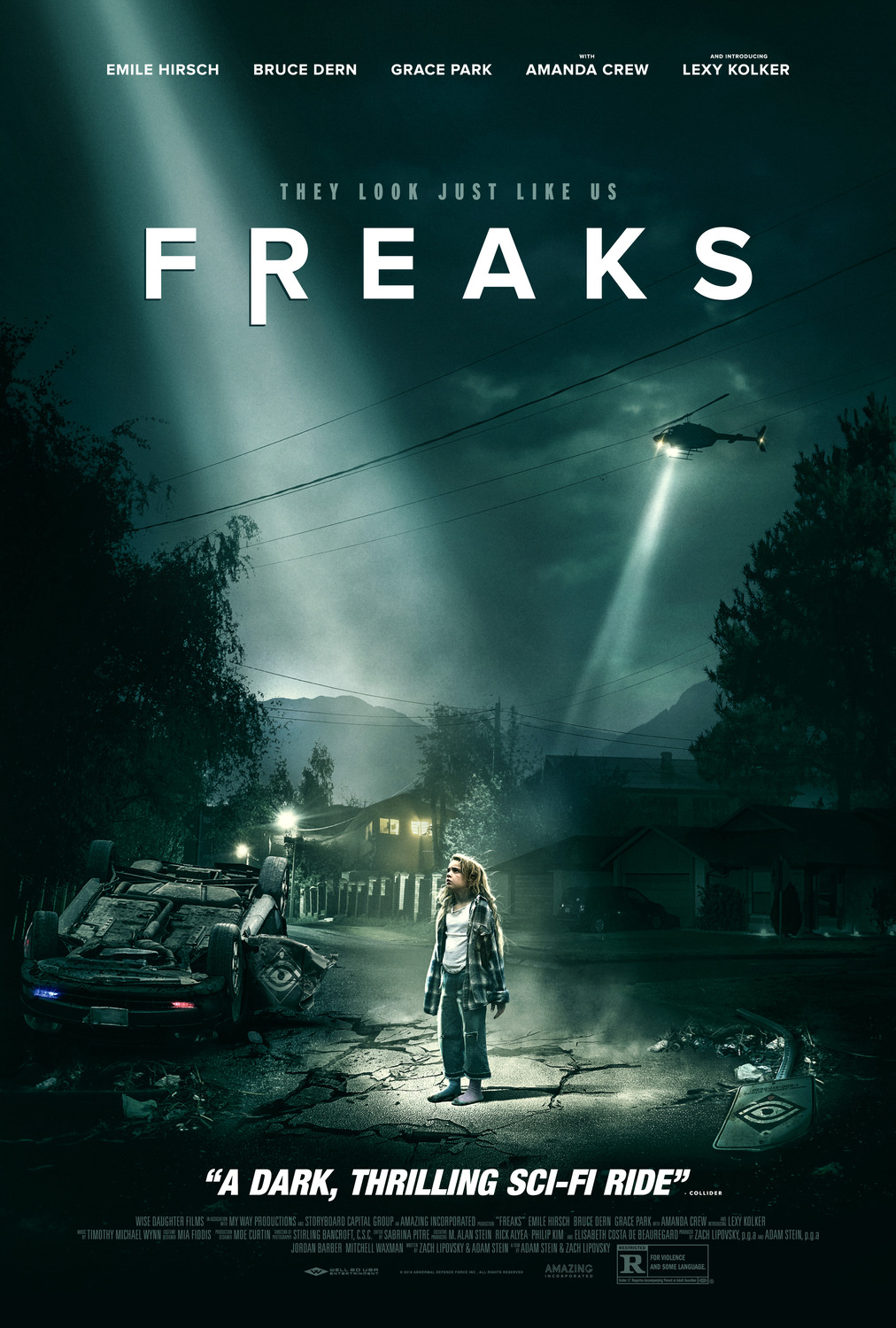 Freaks You're One of Us (2020)