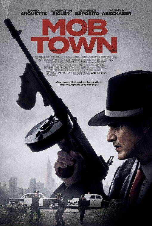 Mob Town (2019)