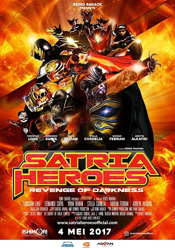Satria Heroes Revenge of the Darkness