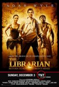 The Librarian Return to King Solomon's Mines