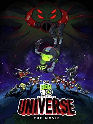 Ben 10 vs the Universe: The Movie (2020)