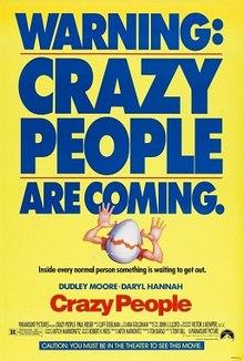 Crazy People (1990)