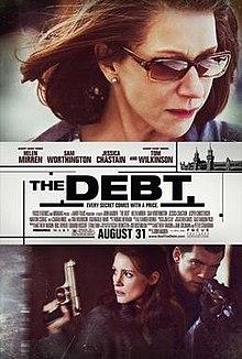 Debt (2010) ล้างหนี้ แผนจารชนลวงโลกThe