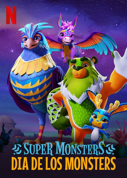 Super Monsters: Dia de los Monsters (2020)