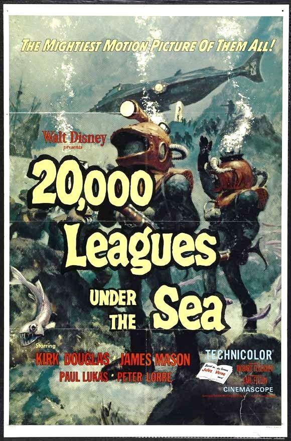 20,000 Leagues Under the Sea (1954) ใต้ทะเล 20,000 โยชน์