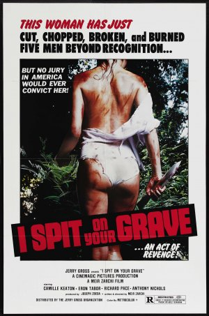 I Spit On Your Grave (1978) แค้นต้องฆ่า
