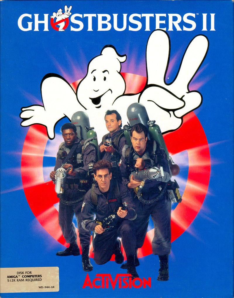 Ghostbusters II (1989) บริษัทกำจัดผี 2