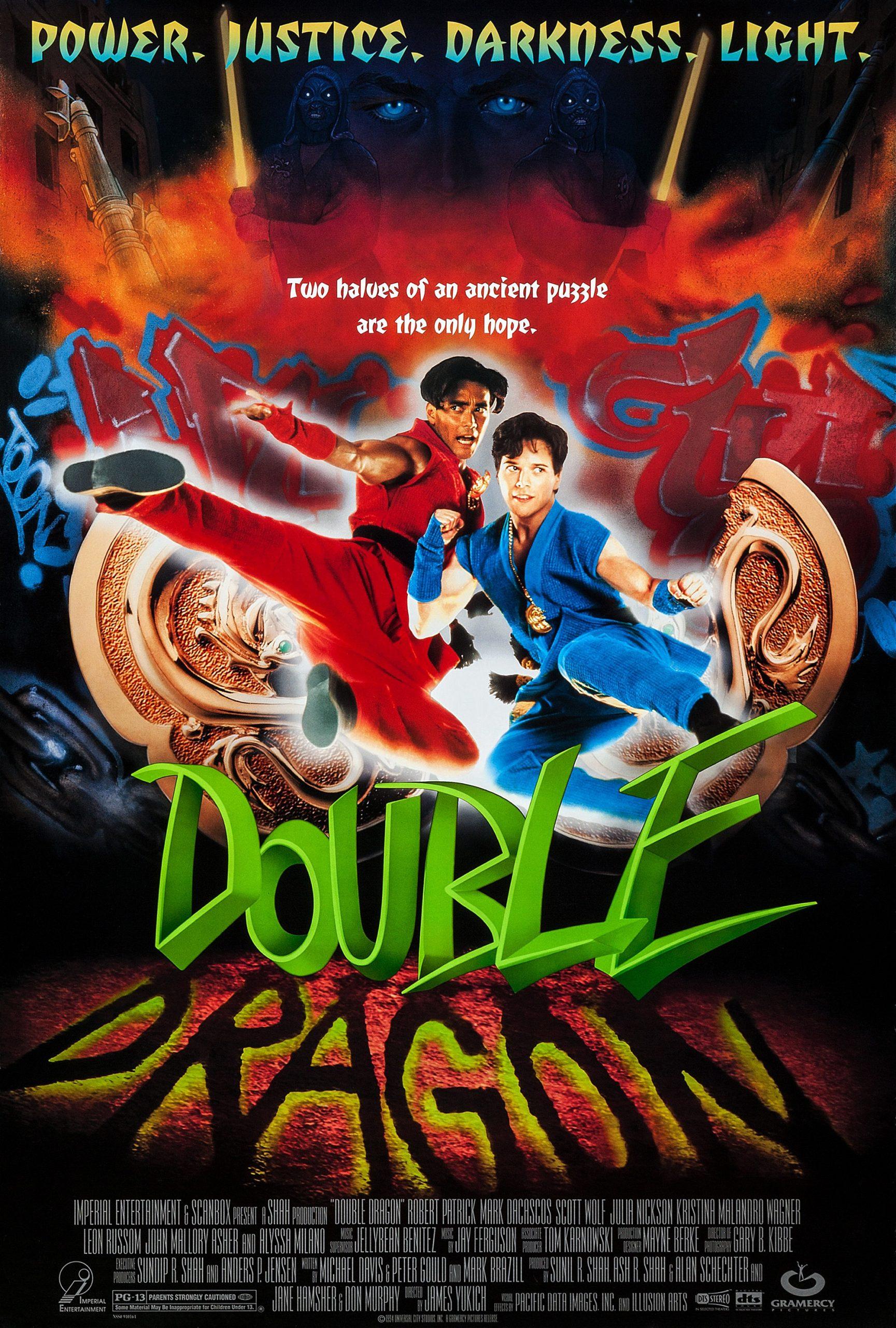 Double Dragon (1994) มังกรคู่ผู้พิชิต