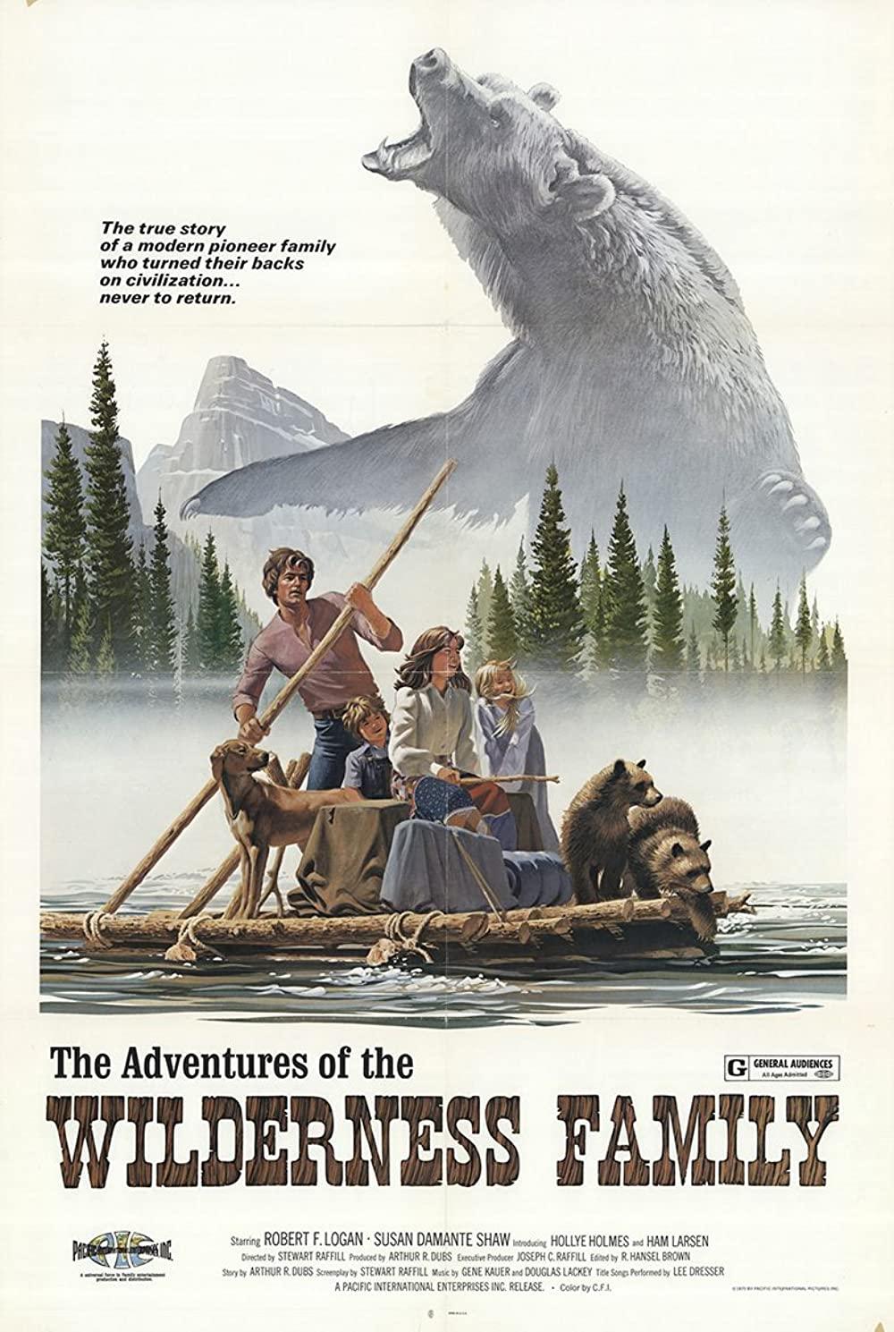 The Adventures of the Wilderness Family (1975) บ้านเล็กในป่าใหญ่